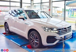 VW Touareg (CR7) - 3.0 TDI V6 24V - 170kW (231k) a 500Nm