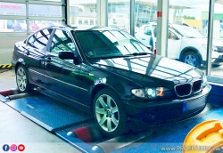 BMW 318d (E46) - 2.0l 16V - 85kW (115k) a 280Nm