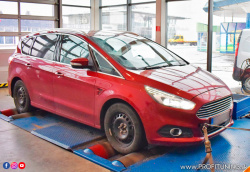 Ford S-Max - 2.0 TDCI - 132kW (180k) a 400Nm