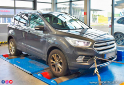 Ford Kuga (2) - 2.0 TDCi - 110kW (150k) a Nm