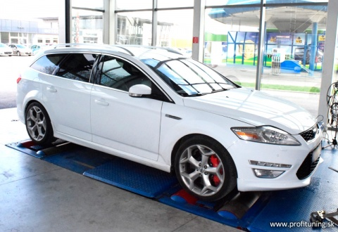 FORD Mondeo 2.5 Turbo 162kW (4) 20V 2007 - 2014