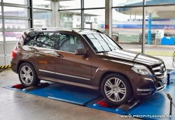Mercedes Benz GLK (X204) - 220 CDI 16V - 125kW (170) a 400Nm