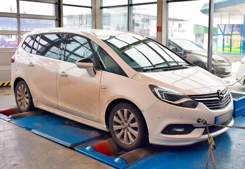 Opel Zafira 16 Cng 69kw B 2006 2014 Profituning