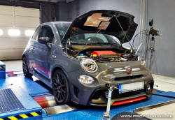 Fiat 500 Abarth - 1.4 Turbo - 119kW (162k) a 230Nm